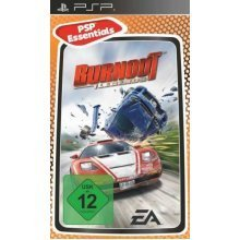 Burnout Legends Essentials Edition Sony PSP Game