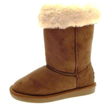 Snugg Thermal Fur Lined Fashion Boots