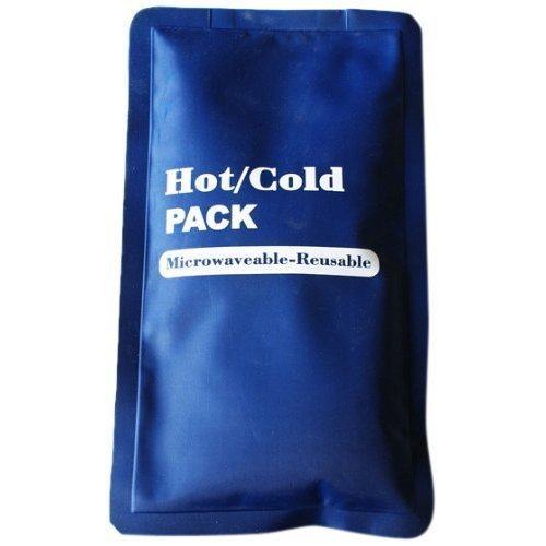 Medisure Hot/cold Pack Re-usable 250gm -  reusable pack hotcold freezemicrowave heat pad musclejoint injurypain relief sure thermal luxury