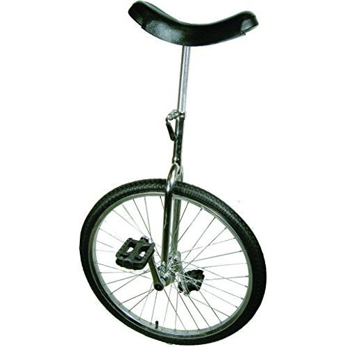 Action Unicycle Acclaim 24X1 75In Chrome