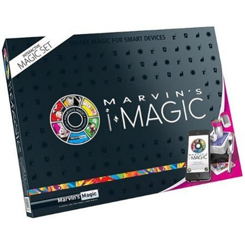 Marvin's iMagic Interactive Box of Tricks Amazing Magic Set