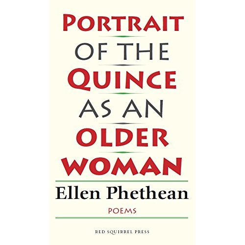 Portrait Of The Quince As An Older Woman