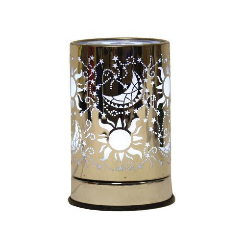 Aroma Cylinder Electric Wax Burner, Moon