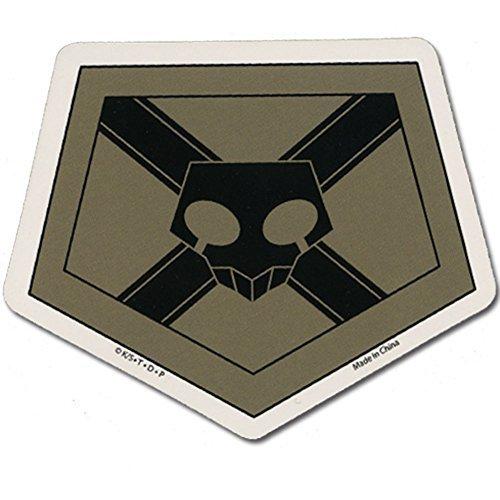 Bleach Shinigami Badge Sticker