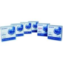 Sony LTX2500G 2500GB LTO blank data tape