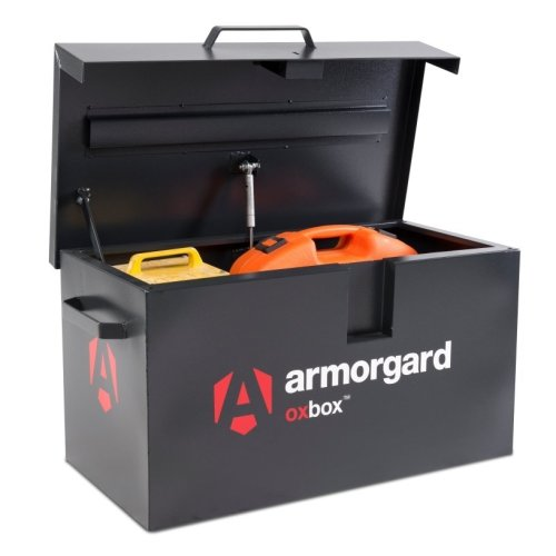 Armorgard OxBox OX1 Secure Van Vault Storage Safe Box 915x490x450mm