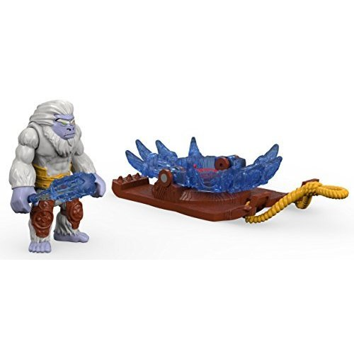 Fisher-Price Imaginext Yeti Trap Action Figure