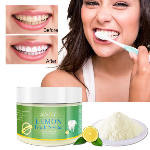 Lemon Teeth Powder
