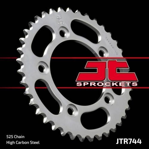 38 tooth JT rear sprocket 525 pitch for Ducati 749 999 03-07 S R Dark