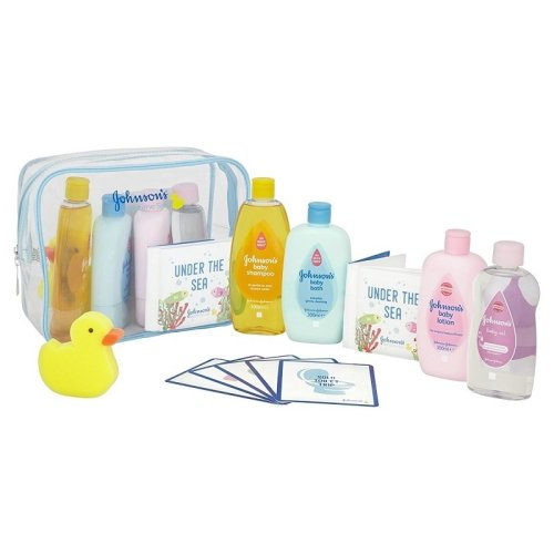 Johnsons Baby Bathtime 7 Piece Gift Set