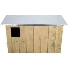 Esschert Design Barn Owl Nesting Box 85.5x37.3x44.3 cm NK43