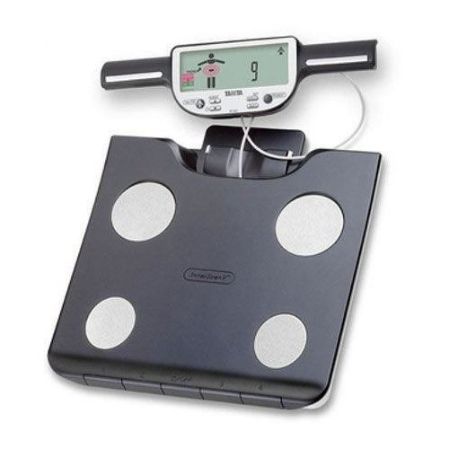 Tanita Innerscan Segmental Body Composition Monitor with SD Card Scale (BC601)