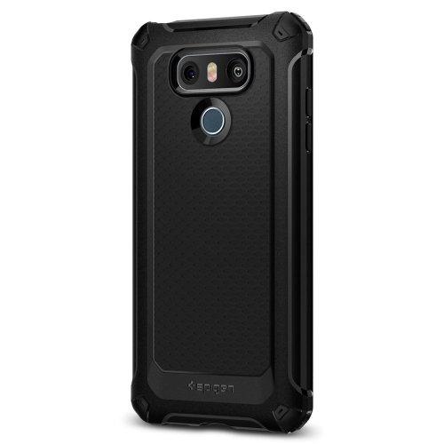 Spigen LG G6 Rugged Armor Extra Case - BLACK