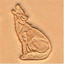 Coyote 3d Leather Stamping Tool