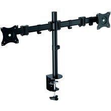 Proper Dual Arm Cantilever Desk Mount - 19-32In Screens