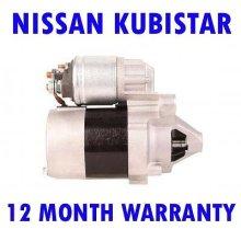 Nissan kubistar box 1.6 16v 2003 2004 2005 2006 2007 - 2015 starter motor