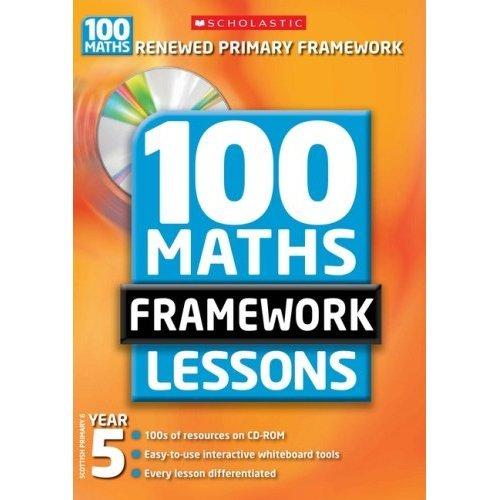 Year 5 (100 Maths Framework Lessons)