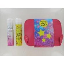 Impulse Why Not? Cosmetics Bag Gift Set