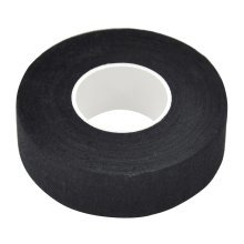 TRIXES Strong Material Texture Hockey 299 Tape: 1 In. X 75 Ft. Black