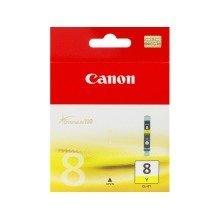 Canon Cartridge Cli-8 Ylo Yellow Ink Cartridge