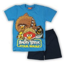 Angry Birds Star Wars Short Pyjamas - Blue