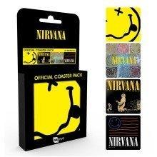 Nirvana Mix Coaster Pack