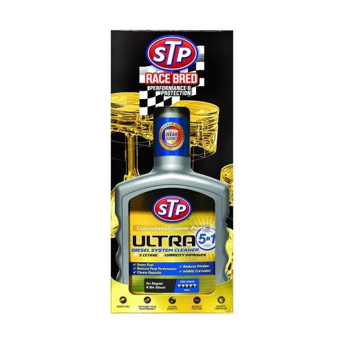 STP GST77400EN Ultra 5 in 1 for Diesel Engines - 400 ml
