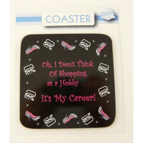 Shopping As A Career Coaster