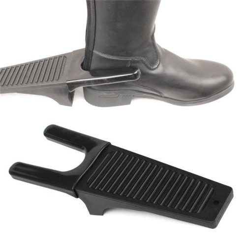 Heavy Duty Boots Jack Puller Remover Shoe Foot Scraper Cleaner Cover for Riding