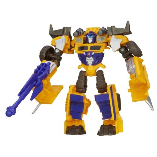 Transformers Prime Beast Hunters Huffer Toy Action Figure