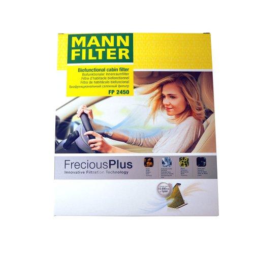 Mann Filter Freciousplus FP 2450 Cabin Air Filter