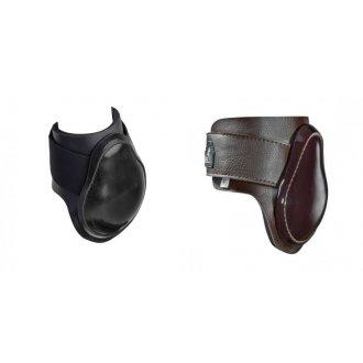 Masta Leather Look Neoprene Fetlock Boots