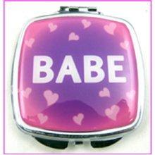 Babe Compact Mirror