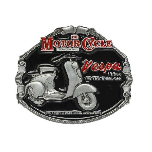 VESPA Officially Licensed Belt Buckle