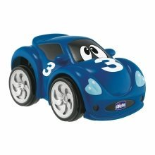 Chicco Turbo Touch Crash - Square Car (blue)