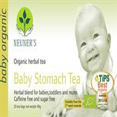 Neuners Organic Baby Stomach Tea 40g
