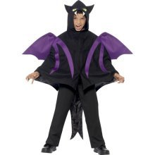 Smiffy's Children's Creature Costume, Cape, Ages 7-12, 44323 -