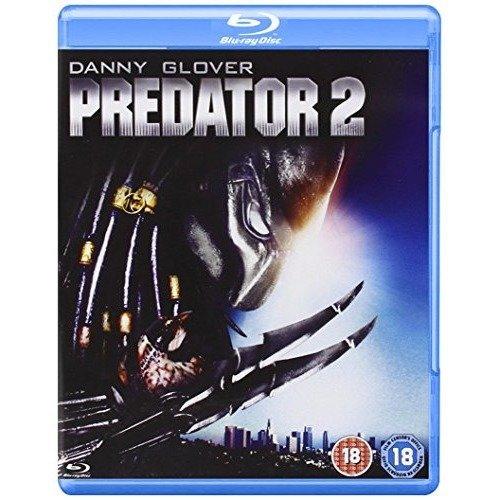 Predator 2 [blu-ray] [1990] [region Free]