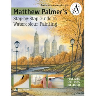 Search Press Books-Guide To Watercolour Painting