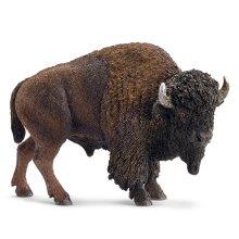 Schleich American Bison Model