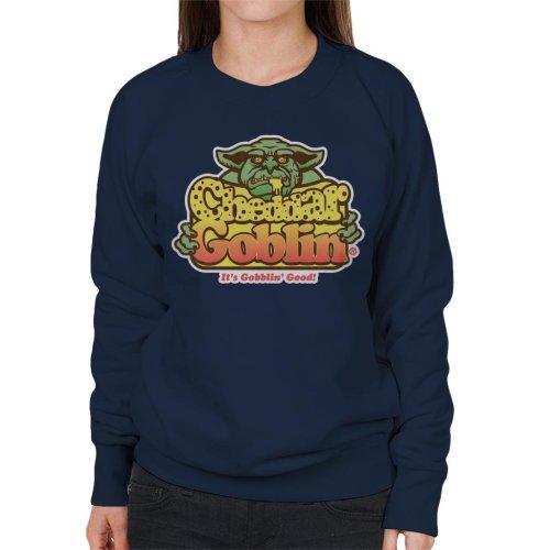 Mandy Cheddar Goblin Women's Sweatshirt