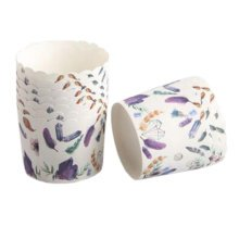 100 PCS Lovely Baking Paper Cups Cake Cup, Creative Cupcakes Mould Cup Cupcakes Cases #09