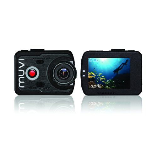 Veho Muvi K-Series K-2 NPNG Wi-Fi Handsfree Camera - Black