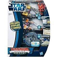 Star Wars The Phantom Menace Titanium Series 3 Pack