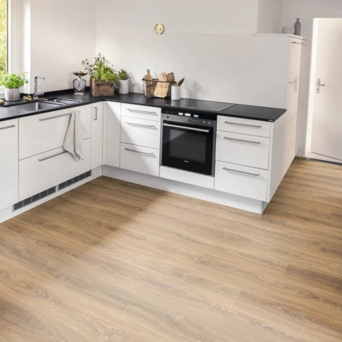 Egger Laminate Flooring Planks 73.63m² 8mm Toscolano Oak Nature Board Carpet