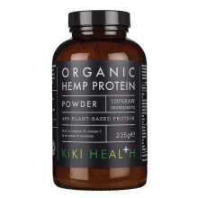 Kiki Organic Raw Hemp Protein Powder 235g