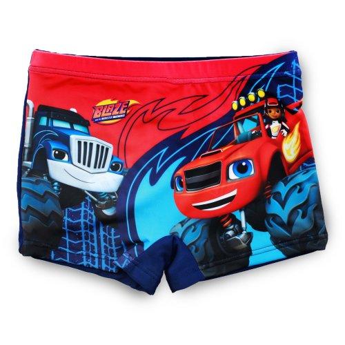 Blaze Swimming Boxers - Blue