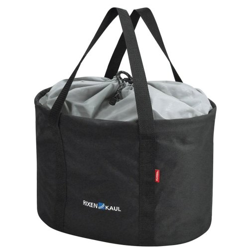 Rixen & Kaul Shopper Pro Handlebar Bag - Black