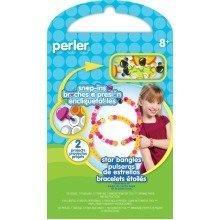 Prl52949 - Perler Beads - Snap Ins Activity Kit - Star Bangles