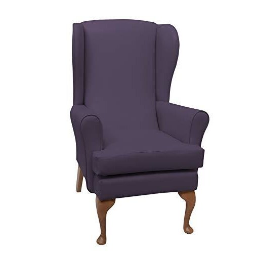 MAWCARE Adeline Orthopaedic High Seat Chair - 19 x 18 Inches [Height x Width] in Manhattan Purple (lc08-Adeline_m)